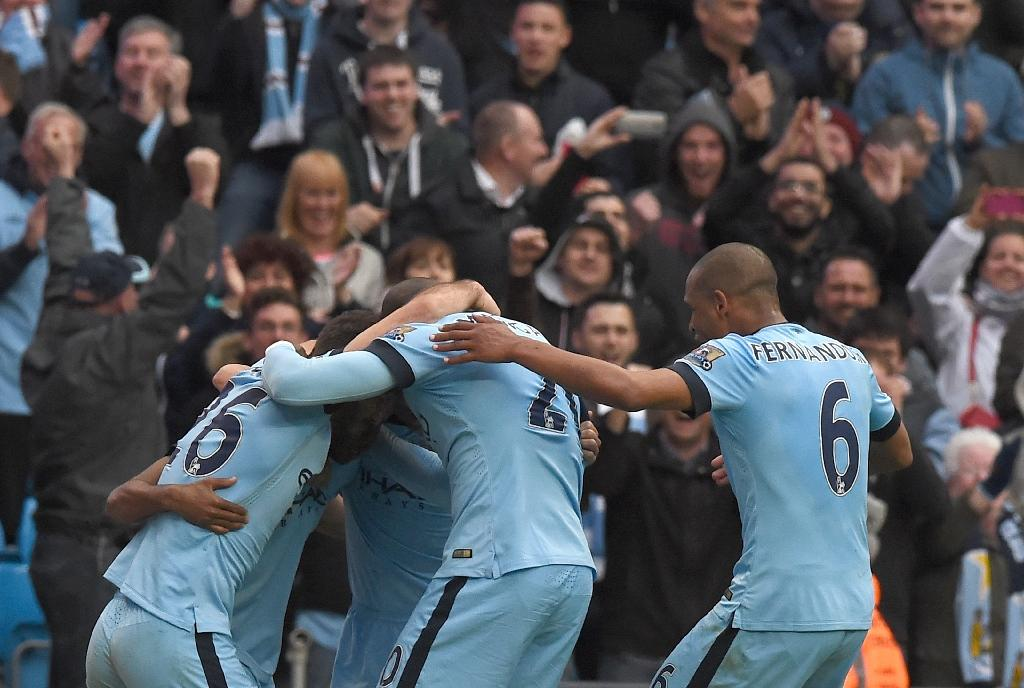 Pellegrini aims for unbeaten finish after Villa victory