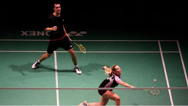 Badminton - Adcock targets Olympic success