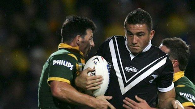 Sonny Bill Williams is being lined up for the World Cup
