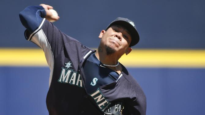 Mariners ace Hernandez officially announced to start opener