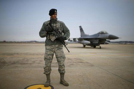 U.S. OKs sale of 8 Lockheed F-16 fighter jets to Pakistan: Pentagon