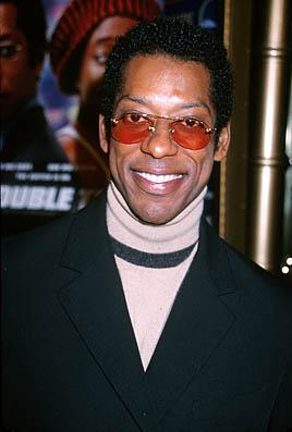 Premiere: Orlando Jones at the Hollywood premiere of Touchstone's Double Take - 1/10/2001