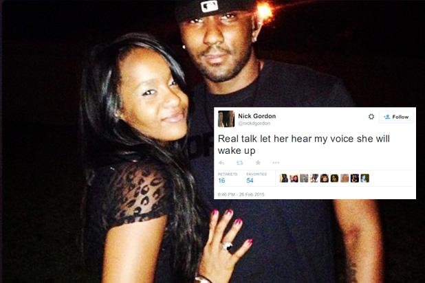 Nick Gordon Pleads to See Bobbi Kristina Brown Again, Says Whitney Told Him to 'Protect' Her