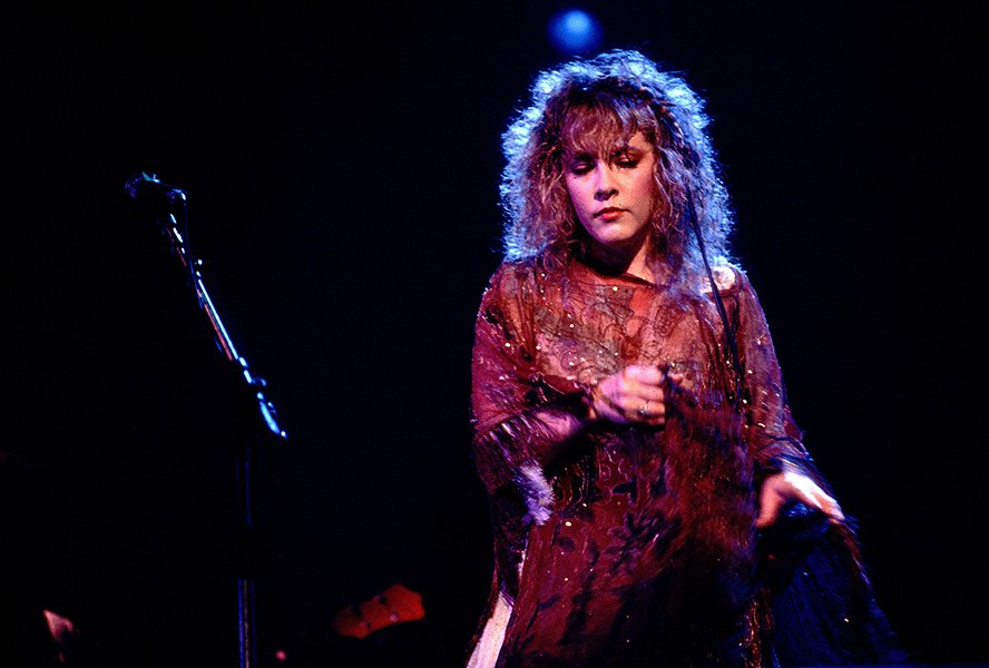 Performing in Chicago in 1983