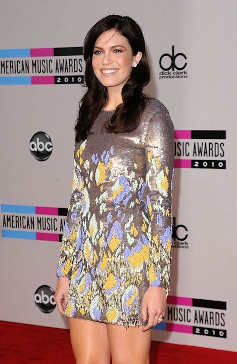 Mandy Moore AM Awards