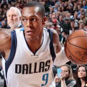 Rondo's Debut In Dallas