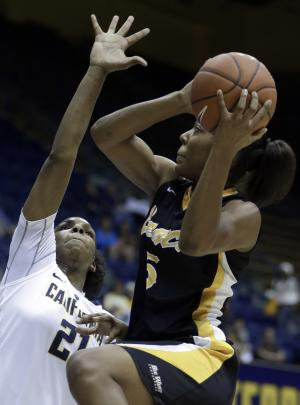 No. 9 Cal women beat Long Beach State in opener