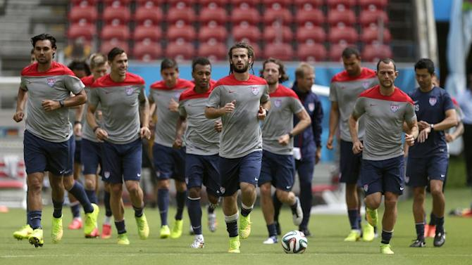 Thursday's qualifying permutations at World Cup