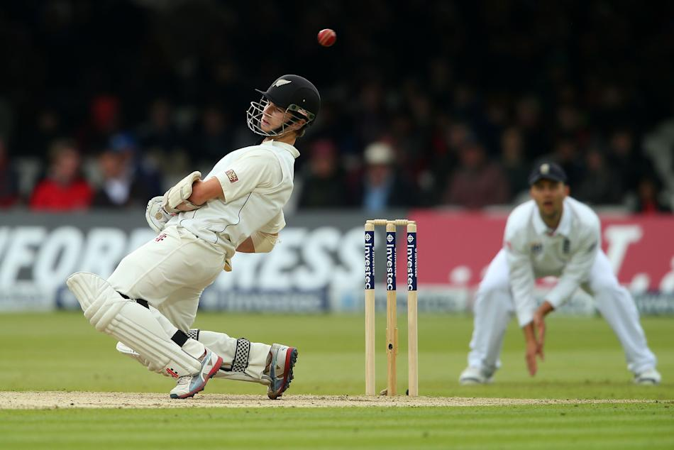 England v New Zealand: 1st Investec Test - Day Two