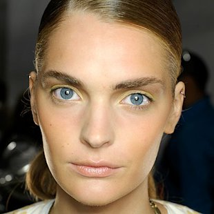 Derek Lam SS12 Backstage: Sun Kissed