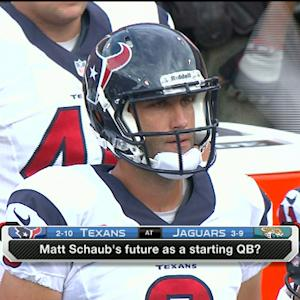 Future at the Houston Texans' quarterback position