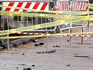 Incidente mortale a Roma, ragazzo travolto e ucciso da un&#39;auto sul lungotevere Prati