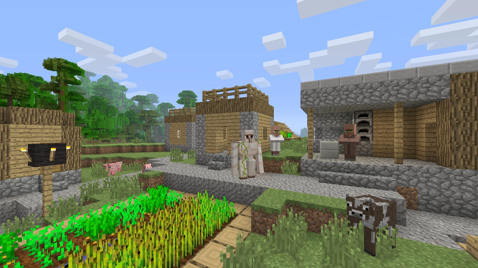 """New Minecraft Update Out Now, Fixes """"Security Issues"""""""