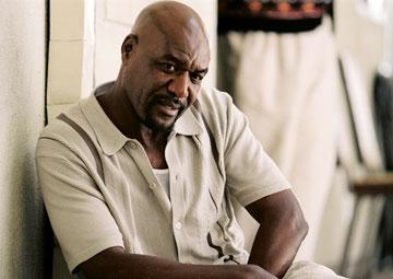 Delroy Lindo in New Line Cinema's Domino