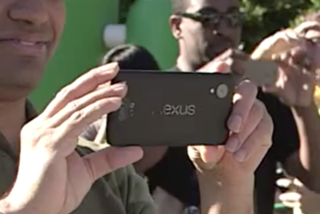 google kitkat nexus phone