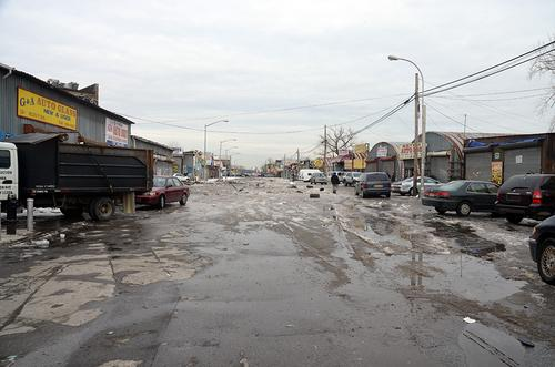 Willets Point Watch: Auto Body Shops Agree to Vacate Willets Point, Move to Bronx