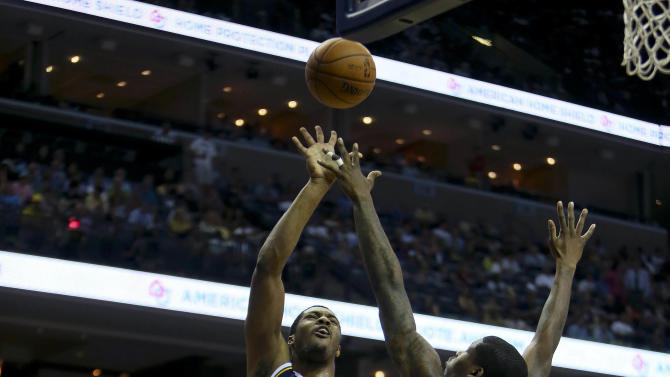 NBA: Utah Jazz at Memphis Grizzlies