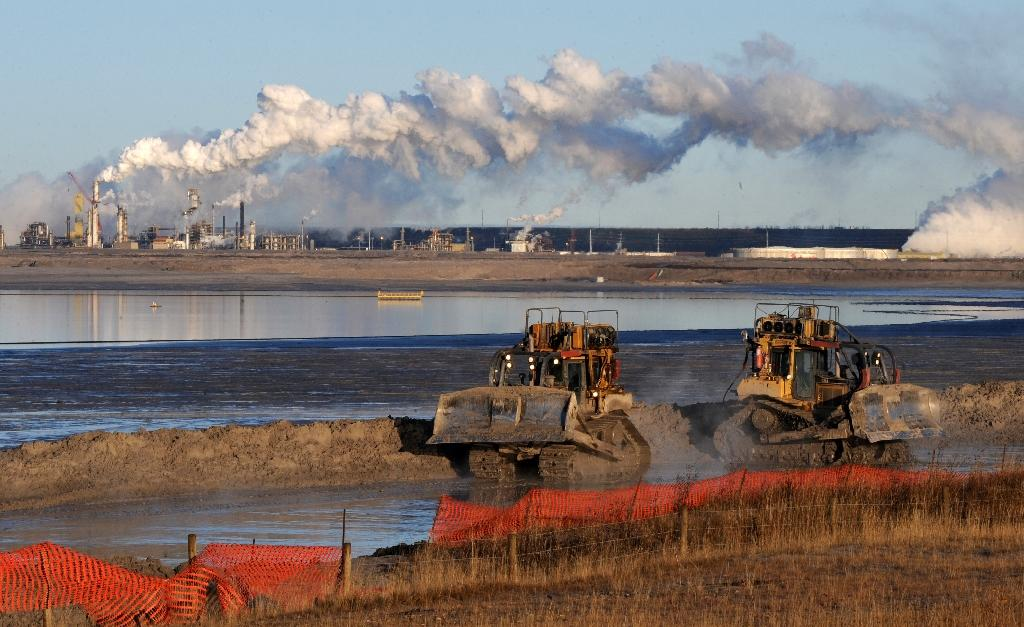 Canada can't curb oil sands emissions fast enough: document