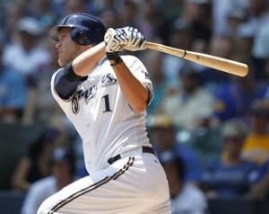Brewers beat Cards 4-3, take 2 of 3 in series