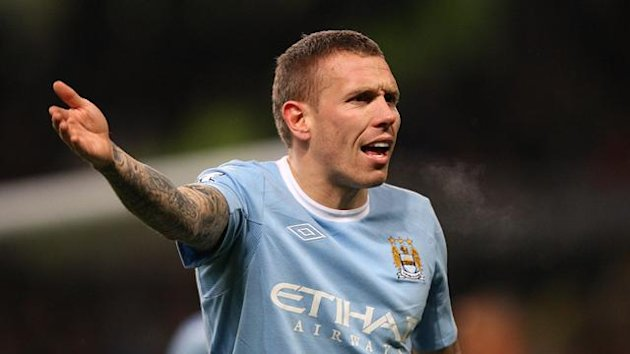2009-2010 Manchester City Craig Bellamy