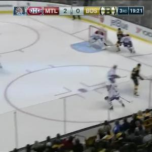 Carey Price Save on Milan Lucic (00:51/3rd)