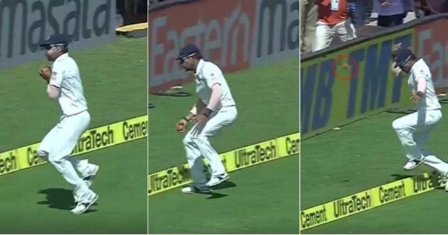 SK Epic Cricket Fails: Umesh Yadav sends the ball over for a six in an attempt to catch it