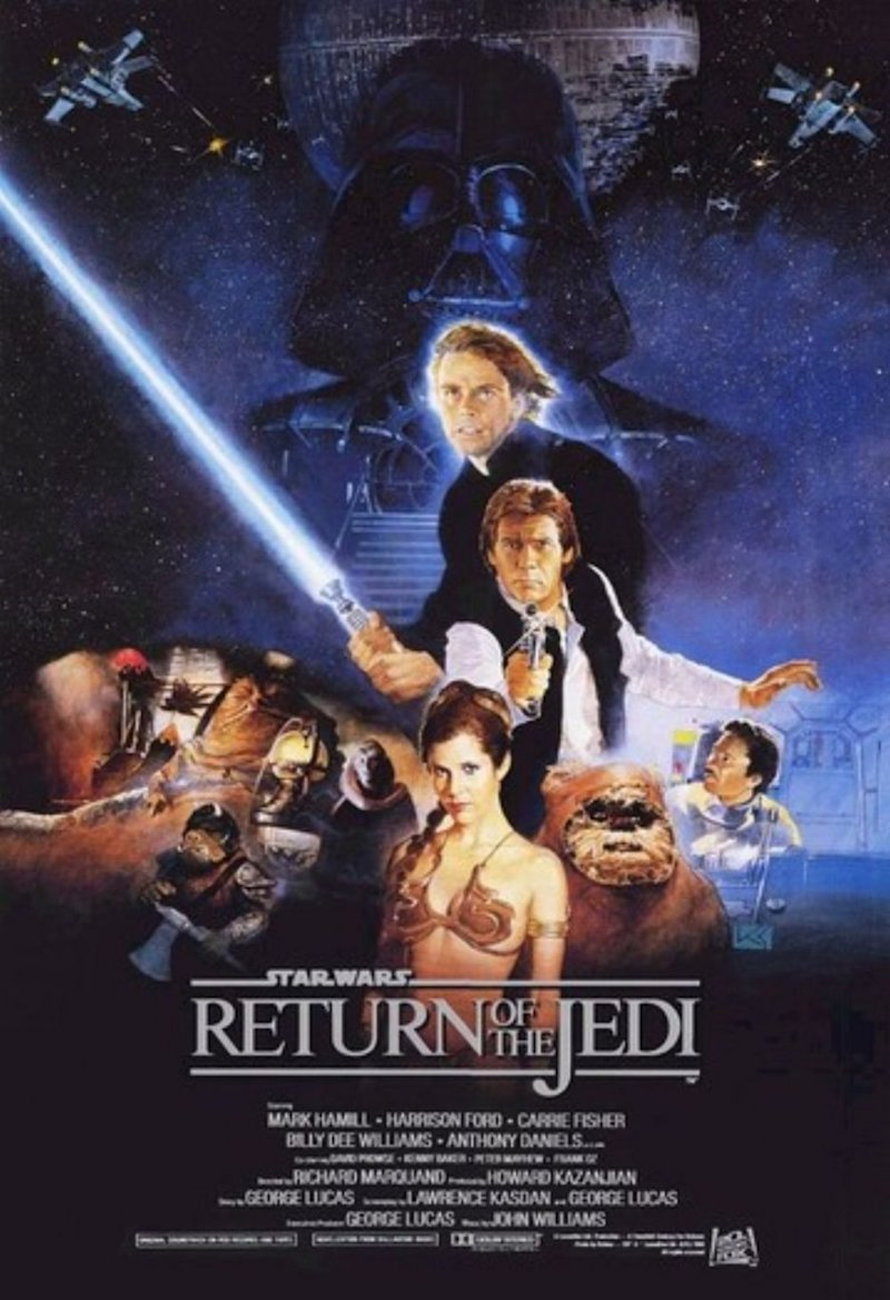 star wars episode VI return of the jedi