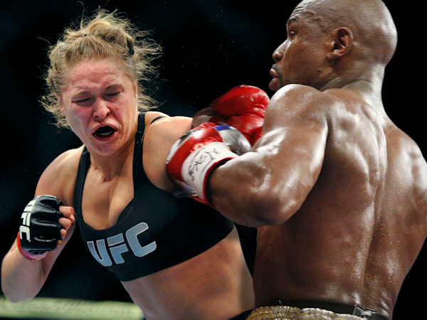 Boxing Match Against Ronda Rousey vs Floyd Mayweather ...