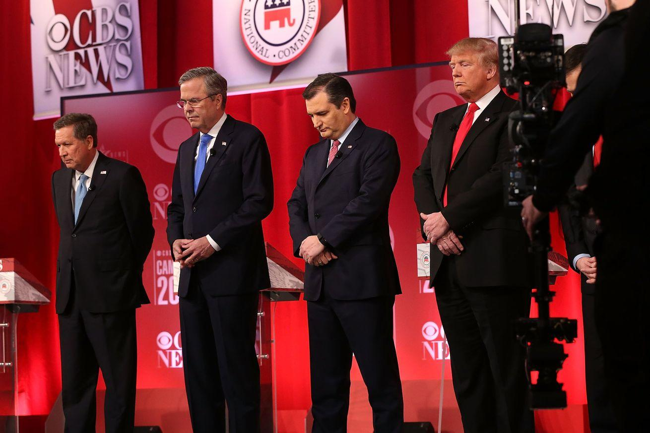 3 winners and 2 losers from Saturday night's Republican debate