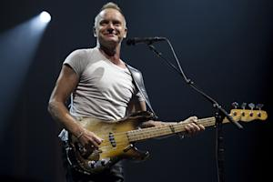 Sting Plans New Album for September Release