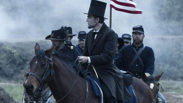 'Lincoln' Sweeps Critics' Choice Nominations