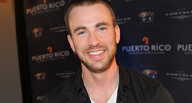 Chris Evans Thumb