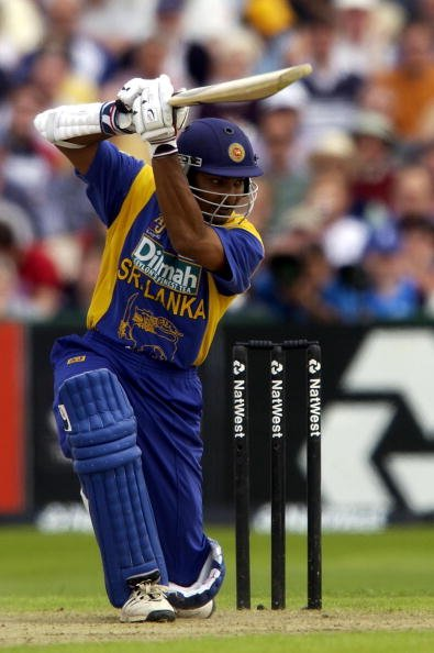 Sangakkara hits out