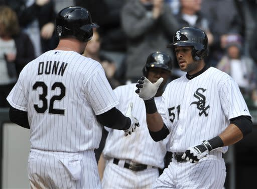 Rios powers White Sox past Hernandez, Mariners 4-3