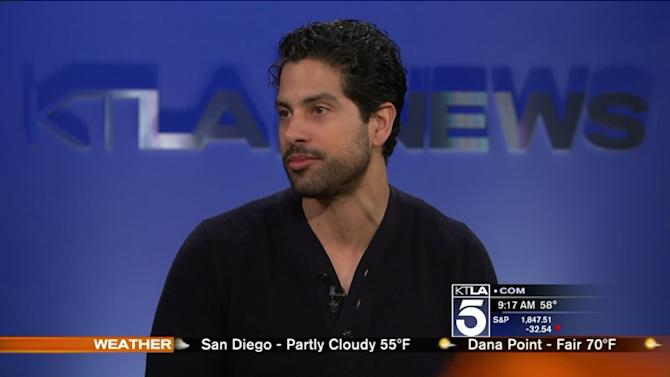 Adam Rodriguez on How to Get those Magic Mike Abs