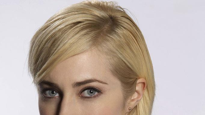 "Charlotte Sullivan stars as Gail Peck in ""Rookie Blue."""