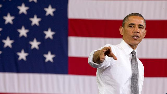 Obama Pivots to Jobs Tour at End of Scandal Filled Week
