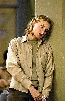 "Laura Allen as Lily Moore USA's ""The 4400"" 4400"