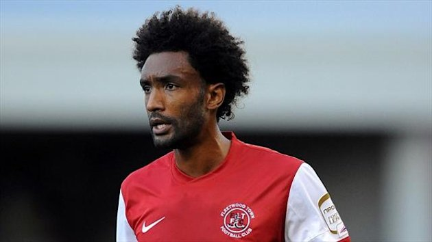 Youl Mawene will put his Sports Science degree to use at Fleetwood