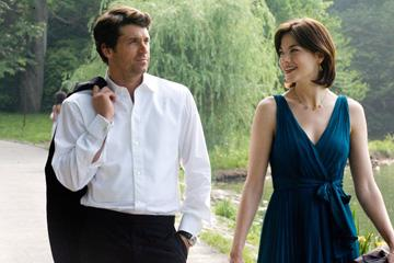 Patrick Dempsey and Michelle Monaghan in Columbia Pictures' Made of Honor