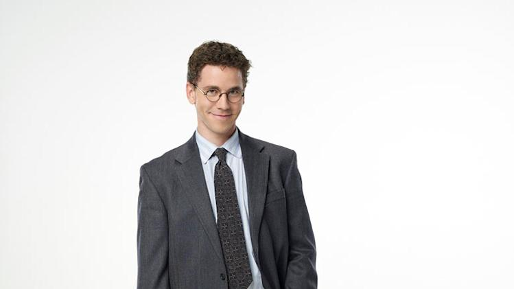 "Brian Dietzen stars as Jimmy Palmer in ""NCIS."""