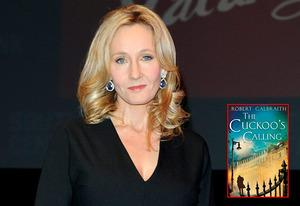 JK Rowling | Photo Credits: Ben Pruchnie/Getty Images; The Cuckoo's Calling