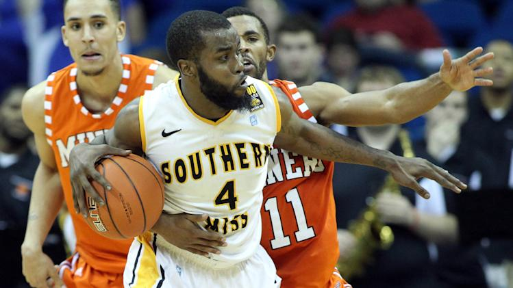 NCAA Basketball: Conference USA Tournament-Southern Mississippi vs Texas-El Paso