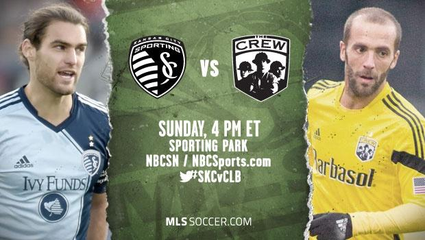 Sporting Kansas City vs. Columbus Crew | MLS Match Preview