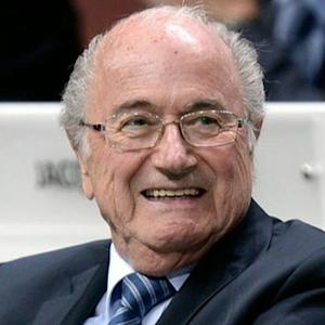 Sepp Blatter reelected as FIFA president