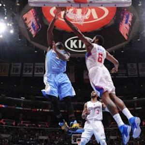 Nuggets vs. Clippers