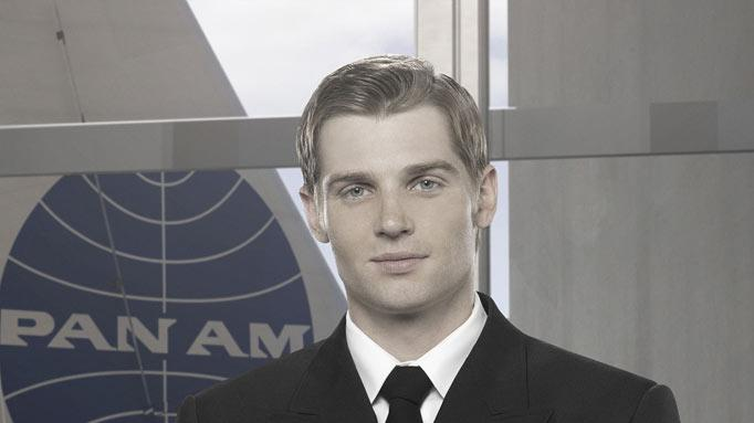 "Mike Vogel stars as Dean in ""Pan Am."""