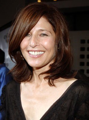 Catherine Keener at the Hollywood premiere of Universal Pictures' The 40-Year-Old Virgin