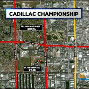 Golf Tourney To Add To Gridlock In Downtown Doral