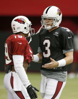 Cards revamped offensive line takes shape in camp